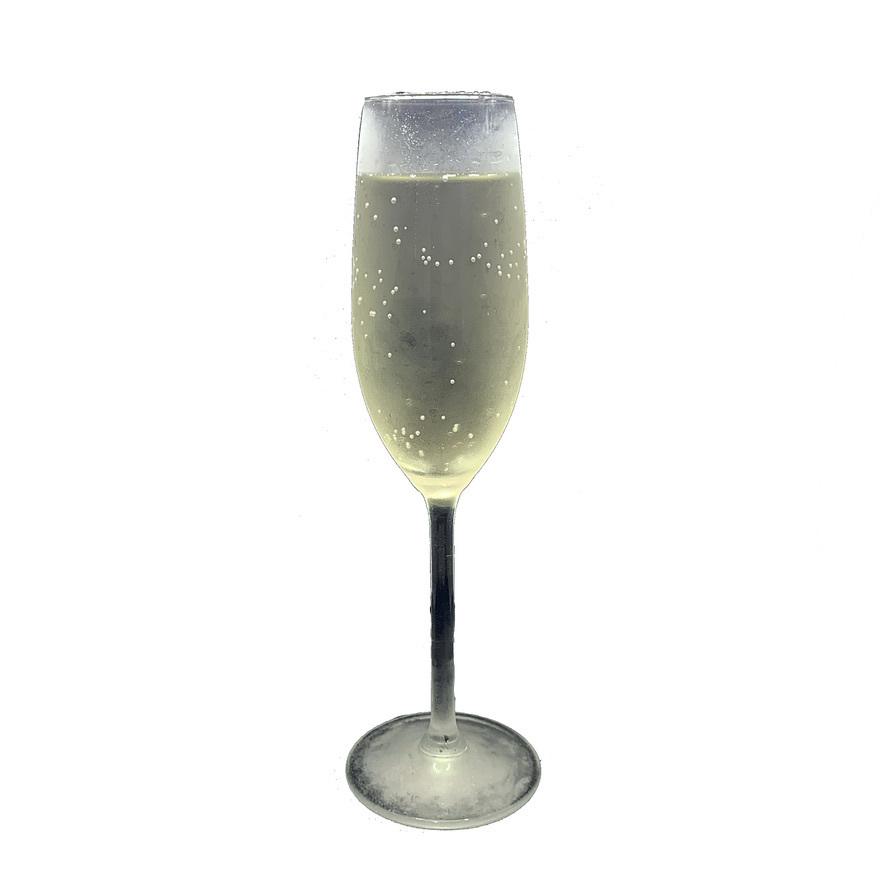 スパークリングワイン 750円